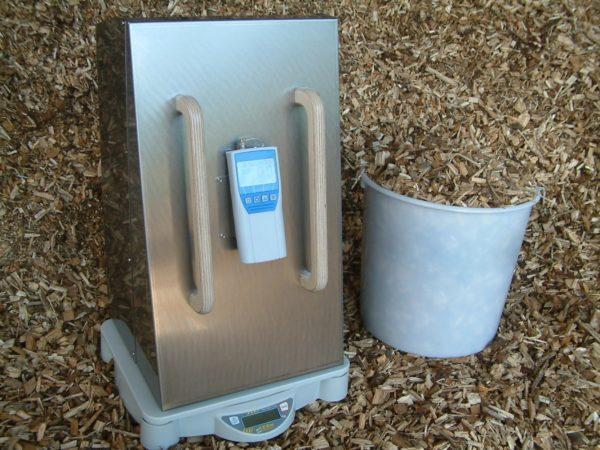 humimeter BM2 Biomasse-Feuchtemessgerät