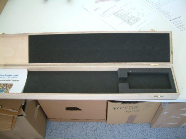 Holzkassette BLL