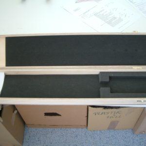 Holzkassette für humimeter FL1 und humimeter FL2