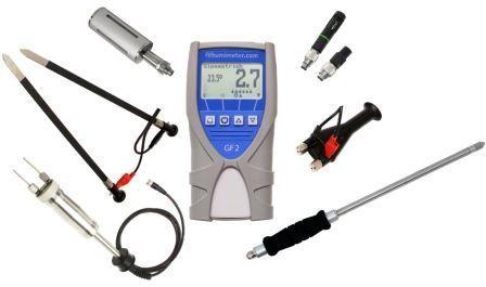 humimeter GF2 Gebäudefeuchte-Messgerät
