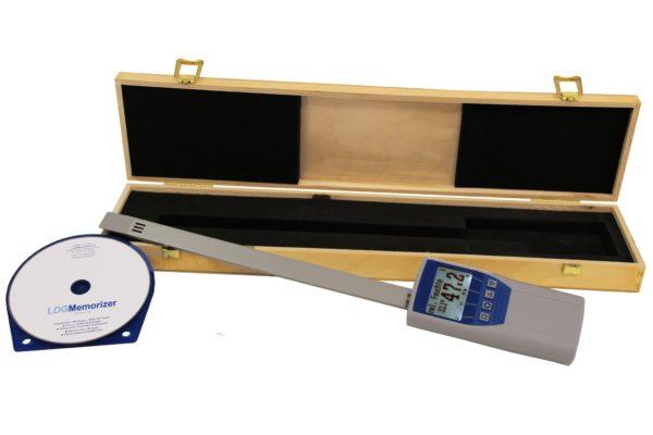 humimeter RH6 Papierfeuchtemessgerät