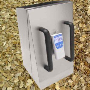 humimeter bm1 hackschnitzel feuchtigkeitsmessgerät
