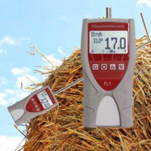 humimeter FL1 Stroh Heu Feuchtigkeitsmessgerät