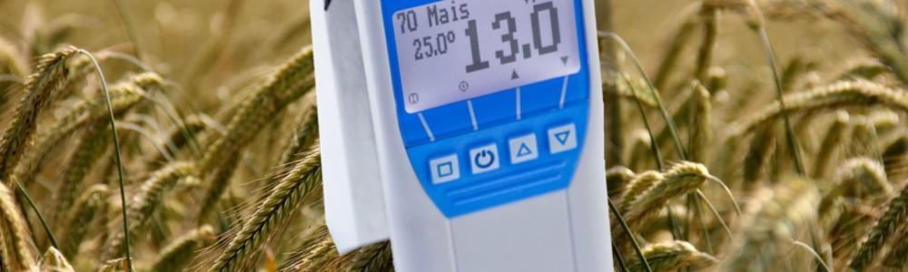humimeter FS 1 Getreide Feuchtigkeitsmesser