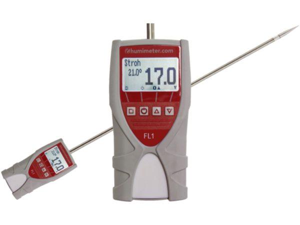 humimeter FL 1 Strohballen Feuchtigkeitsmessgerät