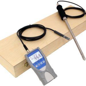 Holzkassette für humimeter RH2