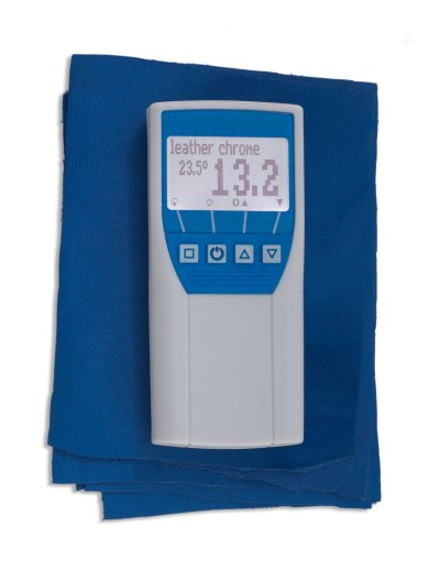 humimeter LM6 Lederfeuchte-Handmessgerät