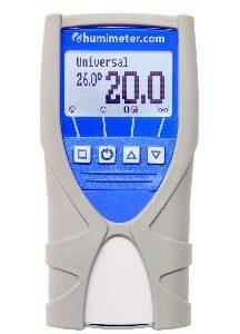 humimeter UNIVERSAL Materialfeuchte-Messgerät