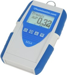 humimeter MS4 Feuchtemessgerät für Streusalz