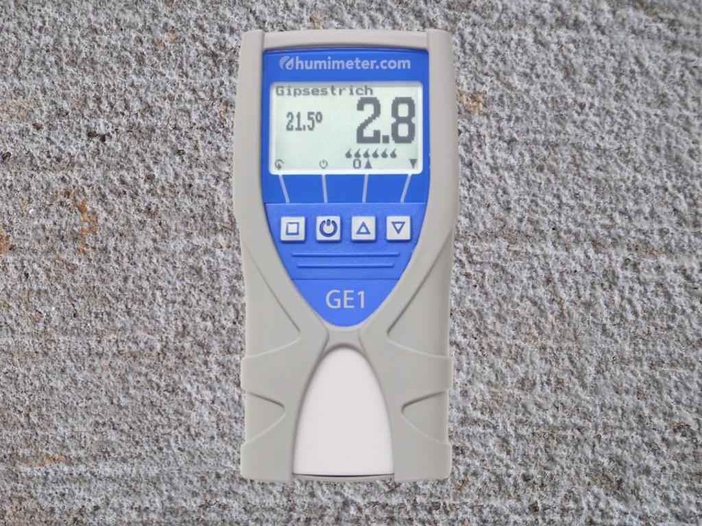 humimeter ge1 estrich beton feuchtemessger t. Black Bedroom Furniture Sets. Home Design Ideas