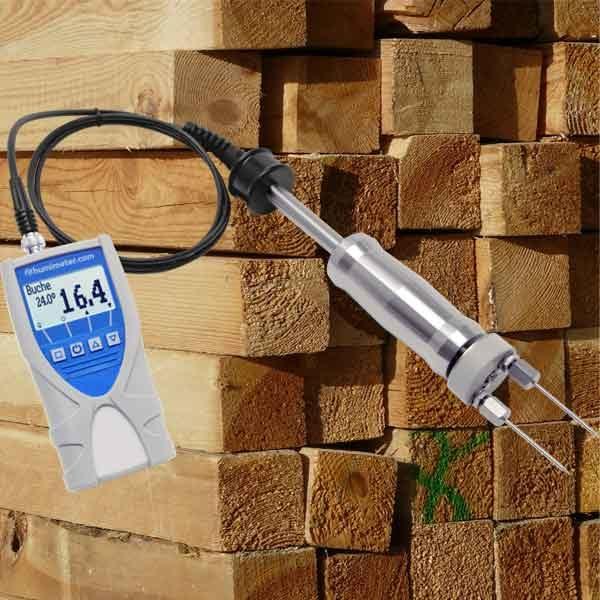 humimeter WLW Holzfeuchtemessgerät